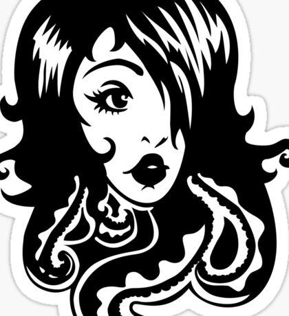 Greene Sonia - Black and White version Sticker