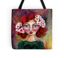 Pretty Posy: Blooming Beauties Collection Tote Bag