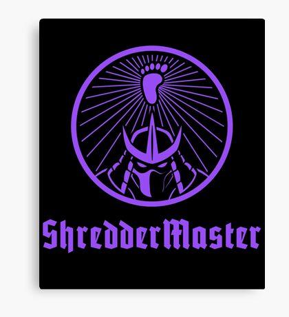 ShredderMaster Canvas Print