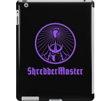 ShredderMaster iPad Case/Skin