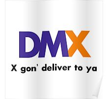 X gon' deliver to ya Poster