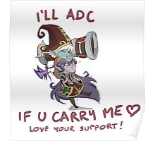 adc e support <3 Poster