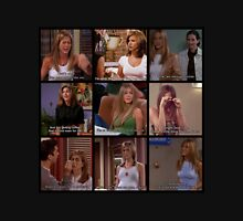 Rachel Green Quotes Collage #2 Unisex T-Shirt