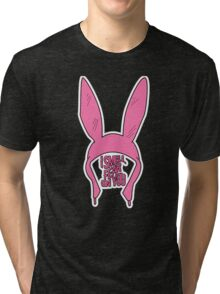Louise Belcher: I Smell Fear On You  Tri-blend T-Shirt