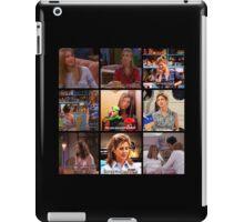 Rachel Green Quotes #3 iPad Case/Skin