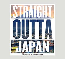 Straight Outta Japan Unisex T-Shirt