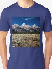 Grand Tetons Unisex T-Shirt