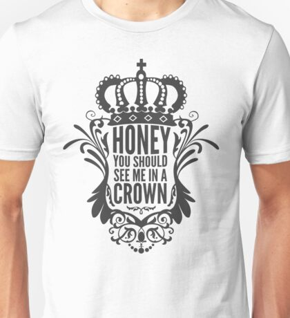 In A Crown - Deluxe Edition Unisex T-Shirt