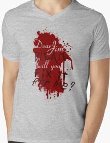 Dear Jim, Fix It For Me Mens V-Neck T-Shirt