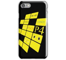 We See The Truth - Angled TVs iPhone Case/Skin