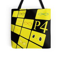 We See The Truth - Angled TVs Tote Bag