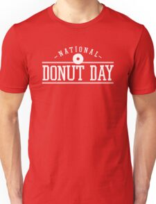 National Donut Day Unisex T-Shirt