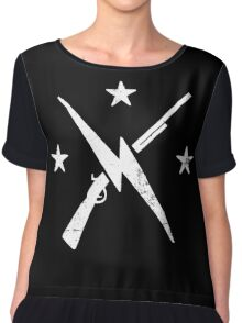 The Commonwealth Minutemen Chiffon Top