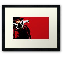 Red Dead Redemption #1 Framed Print