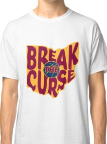 Break The Cleveland Curse Classic T-Shirt