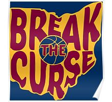 Break The Cleveland Curse Poster