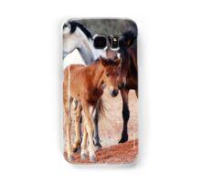 Wild Brumbies of the Mereenie Samsung Galaxy Case/Skin