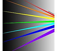 Color Spectrum Photographic Print