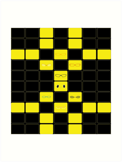 We See The Truth - TV Grid by PineappleGear
