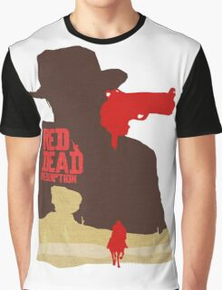 Red Dead Redemption #4 Graphic T-Shirt