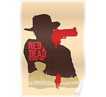 Red Dead Redemption #4 Poster