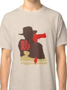Red Dead Redemption #4 Classic T-Shirt