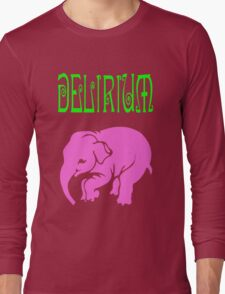 Delirium Long Sleeve T-Shirt