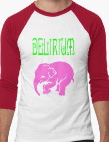 Delirium Men's Baseball ¾ T-Shirt