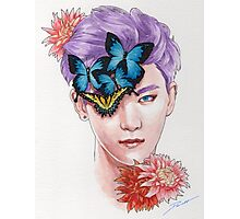 My Beautiful Butterfly - Tao Photographic Print