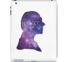 Blogger - John Watson  iPad Case/Skin