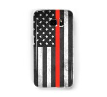 Thin Red Line Samsung Galaxy Case/Skin