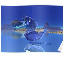 Water Elemental Poster