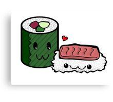 Love Sushi Canvas Print