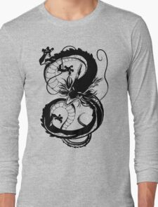 Black Shenron v3 Long Sleeve T-Shirt