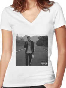 Bill Nye - Real Science Women's Fitted V-Neck T-Shirt