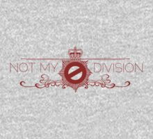 Not My Division One Piece - Short Sleeve