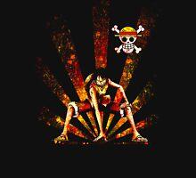 grunge luffy Unisex T-Shirt