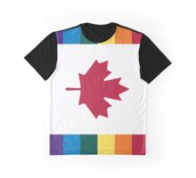 Canada Gay Graphic T-Shirt