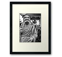 BW146 Framed Print