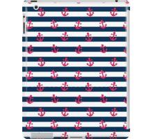 Sailor Print iPad Case/Skin
