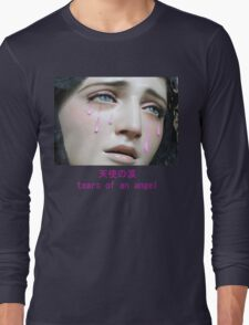 Angel Tears Long Sleeve T-Shirt