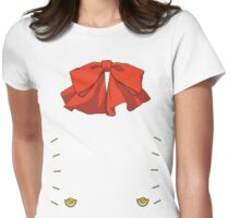 Persona 3 Aigis ribbon Womens Fitted T-Shirt