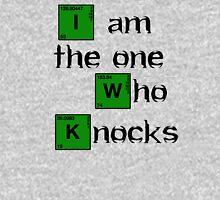 Breaking Bad Quote - I Am The One Who Knocks Unisex T-Shirt