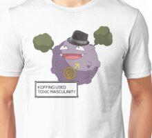 Koffing Used Toxic Masculinity! Unisex T-Shirt