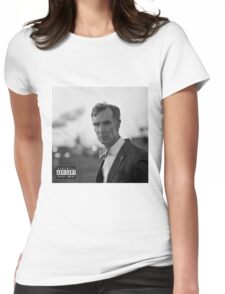 Bill Nye - Climate Change Womens Fitted T-Shirt