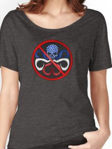 Anti Captain Hydra Women's Relaxed Fit T-Shirt