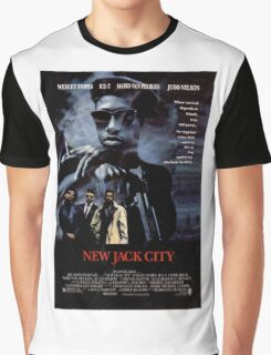 New Jack City Graphic T-Shirt
