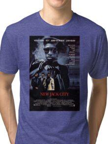 New Jack City Tri-blend T-Shirt