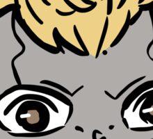persona 5 ryuji sakamoto v.2 cutie head sticker Sticker