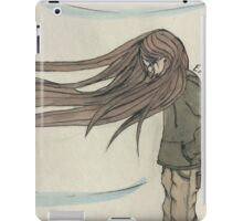 Simple life, comfort and breathing. iPad Case/Skin
